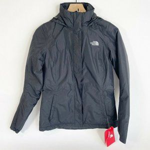 The North Face Black Resolve Insulated Jacket coat